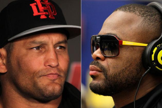 Report: Dan Henderson vs. Rashad Evans Planned for UFC 161 Event in Winnipeg