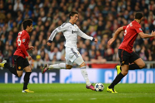 Manchester United vs. Real Madrid: Date, Time, Live Stream, TV Info and Preview