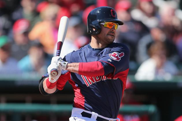 Cleveland Indians Batter Chicago Cubs, 13-5