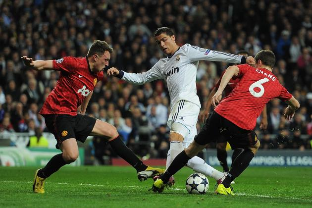 Manchester United vs. Real Madrid: Latest Team News, Tweets and Buildup