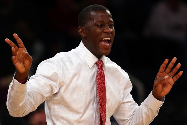 Anthony Grant Still in a Foul Mood After Loss at Florida
