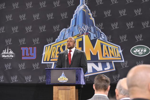 WWE Reveals New June Pay-Per-View