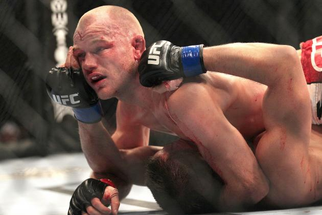 Martin Kampmann Picks GSP to Win at UFC 158; Happy to Face Nick Diaz Next