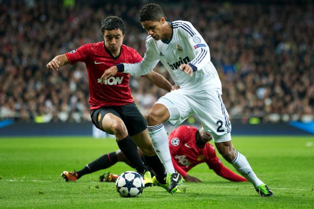 Manchester United vs. Real Madrid: Defensive Set-Up United Must Employ in UCL