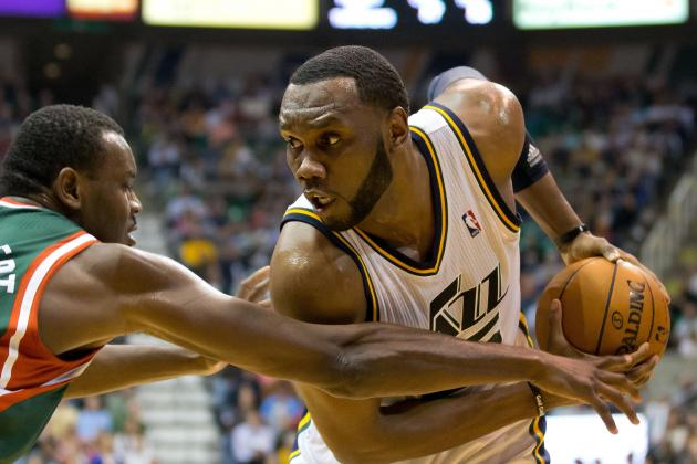 NBA Gamecast: Jazz vs. Bucks