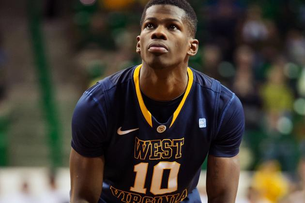 Harris a Bright Spot for Mountaineers