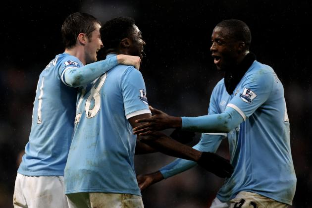 Toure Brothers Hail Manchester Citys Vital Win over Aston Villa