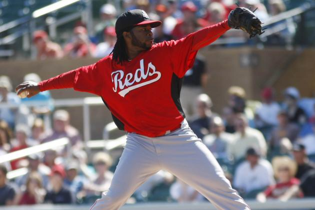 Cueto 'Cutting' a New Path