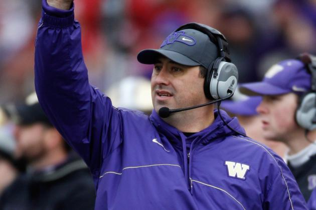 Spring Practice Primer: Washington Huskies