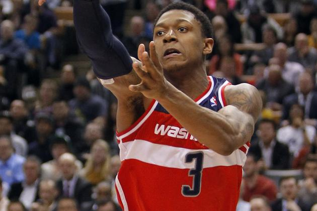 Wizards' Beal Day to Day with Sprained Ankle