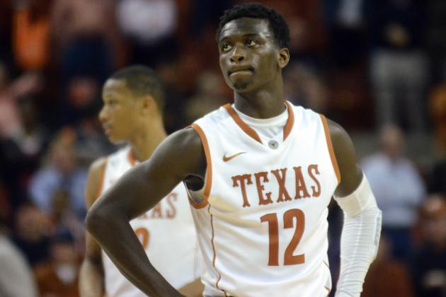 Texas Beats Baylor 79-70