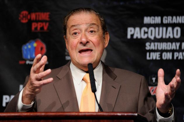 Arum Says Chavez Jr. Fine Violates the U.S. Constitution