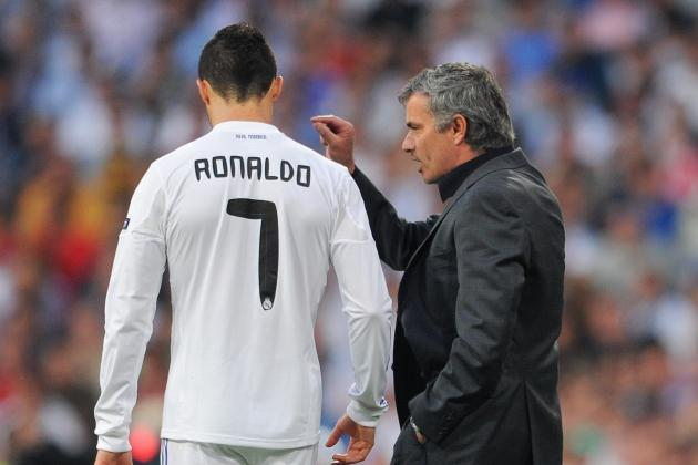 Mourinho Hails Ronaldo as Better Than Maradona and Pele