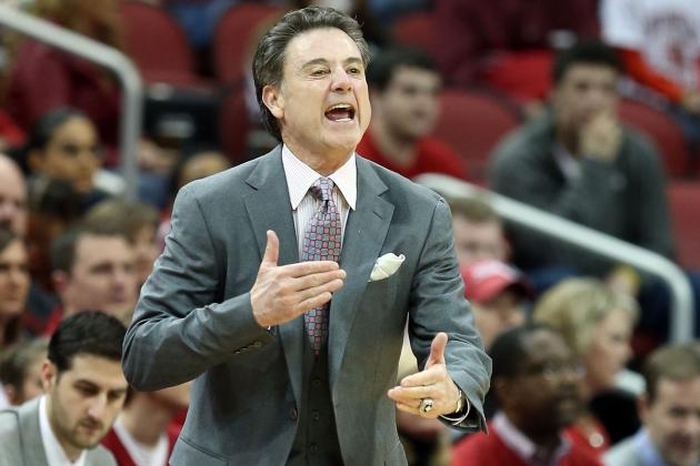 No. 8 Louisville Beats Cincinnati 67-51