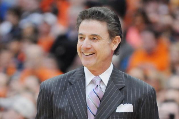 Pitino Earns His 300th Win as Coach of Louisville