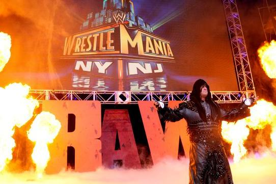 The Undertaker vs. CM Punk Announced for WrestleMania 29