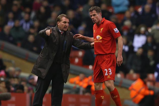 Stats That Prove Brendan Rodgers Is Making Progress at Liverpool