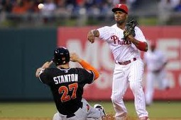 Quote of the Day: Jimmy Rollins on Giancarlo Stanton