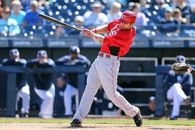 Cincinnati Reds: Should Joey Votto Play in the World Baseball Classic?