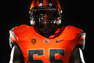 Oregon State Beavers Unveil New Logos, Uniforms