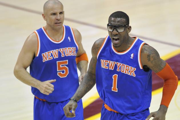 Knicks Rally to Beat Cavaliers 102-97