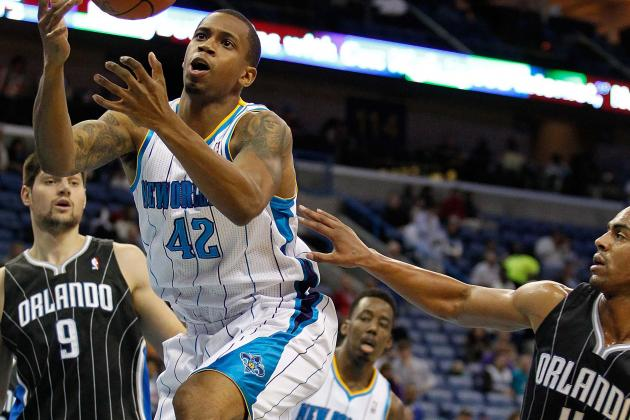 NBA Gamecast: Magic vs. Hornets