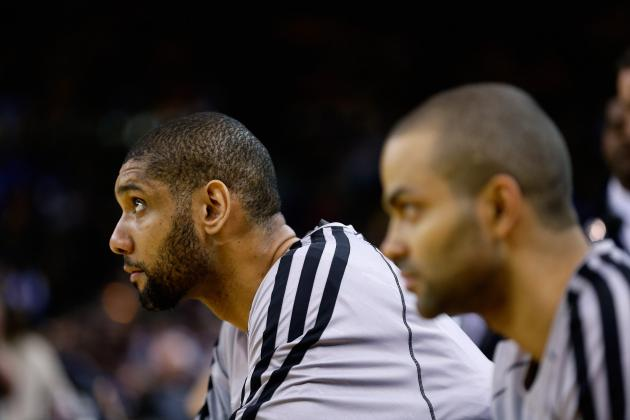 How the San Antonio Spurs Can Survive Tony Parker's Injury