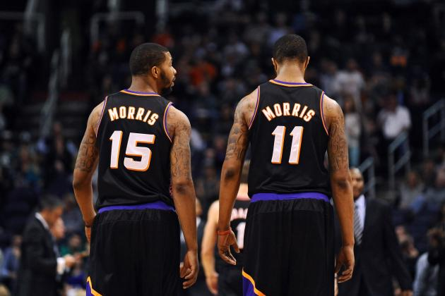 Phoenix Suns Are Seeing the Benefits of the Marcus Morris Trade