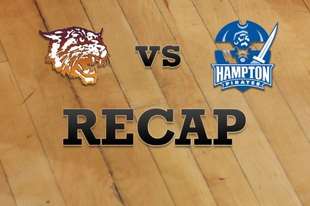 Bethune-Cookman vs. Hampton: Recap, Stats, and Box Score