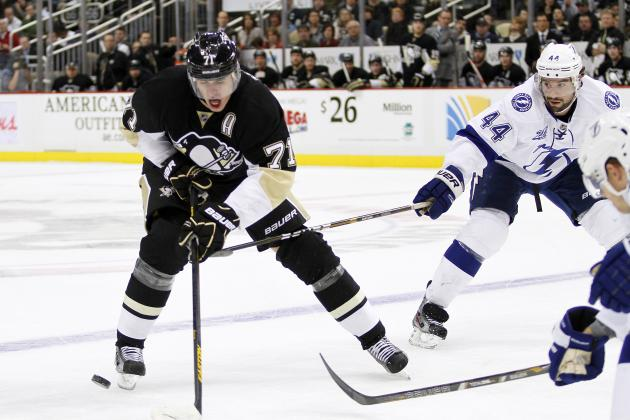 Evgeni Malkin's Brilliant Goal vs. Tampa Bay Lightning