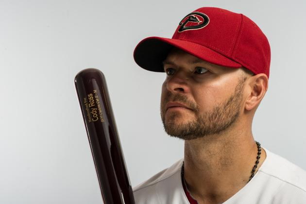Cody Ross Sent for MRI on Ailing Left Calf