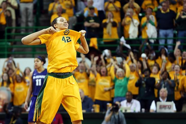 Baylor's Brittney Griner Scores Big 12-Record 50 Points vs. Kansas State