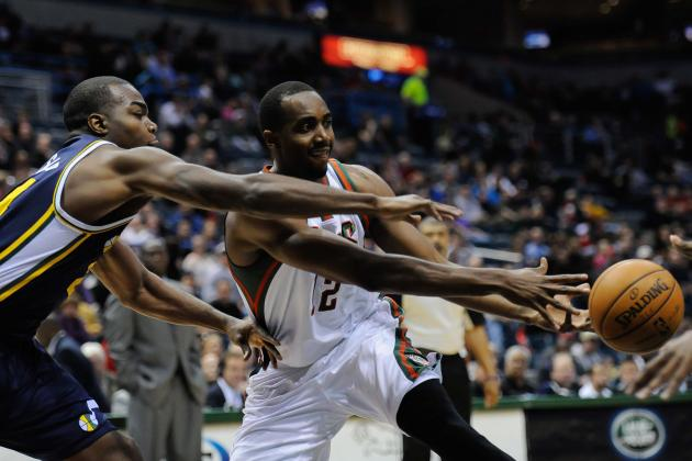 Jazz Fall to Milwaukee Bucks in Overtime, 108-109