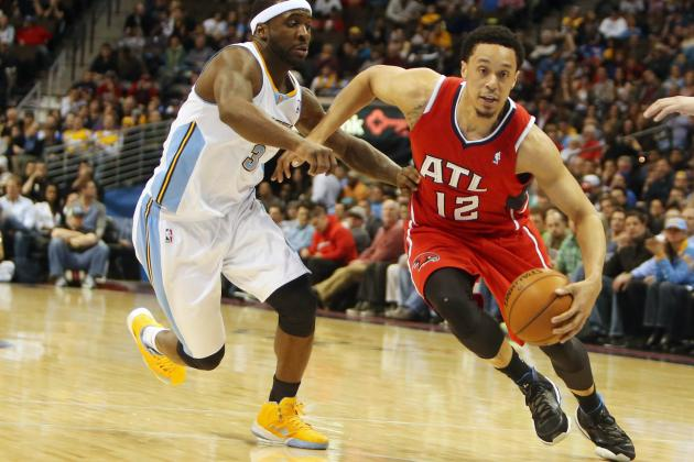 Short-Handed Hawks Limp Home After Loss (updated)