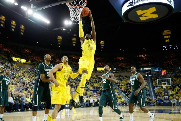 Michigan's Win over Michigan State Proves Ability to Succeed in March Madness