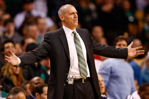 Rick Carlisle: 'We're Not out of the Playoff Race'