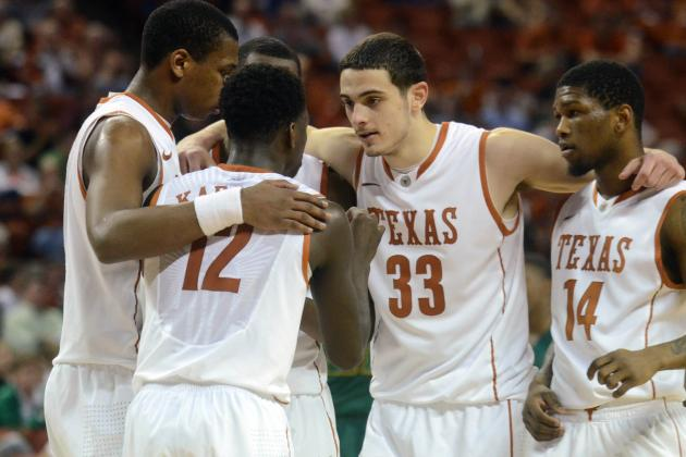 Texas Sends Baylor to Eighth Loss in 11 Games