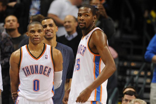 Oklahoma City Thunder Must Utilize This Five-Man Unit More