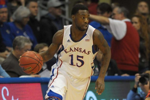 Elijah Johnson Becoming the Point Guard Bill Self Wanted