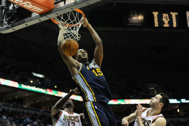 Jazz Hearts Get Broken in Overtime Loss to Milwaukee