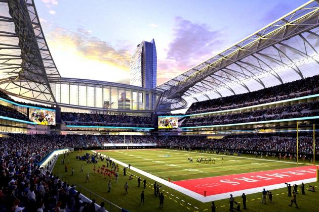 Plans to Build Downtown LA NFL Stadium Reportedly Not Likely to Happen