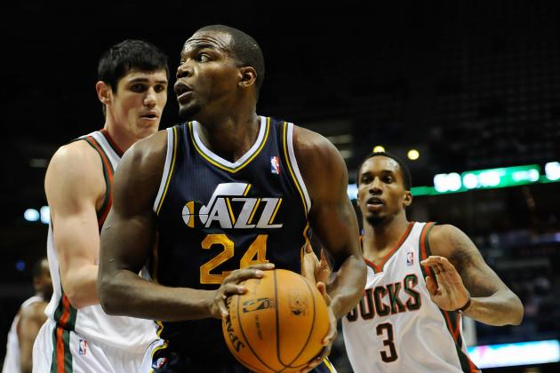 Jazz Lose in Overtime at Milwaukee