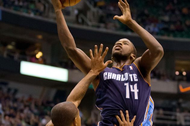 Charlotte Bobcats Fall 122-105 at Portland Trail Blazers for 7th Straight Loss