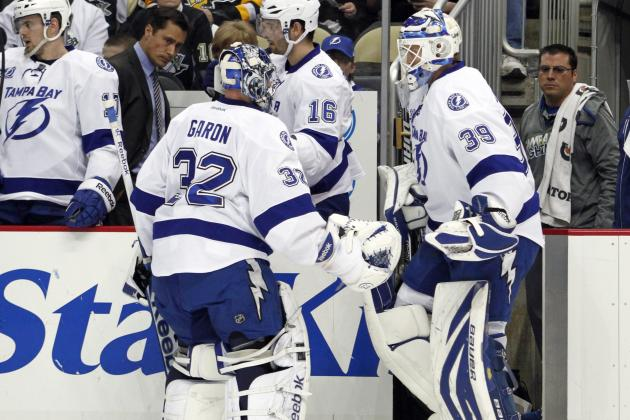 Pittsburgh Penguins Hand Tampa Bay Lightning Fifth Straight Loss