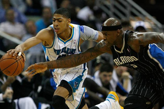 Afflalo, Magic nip Hornets on road