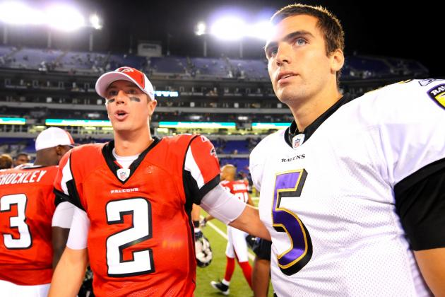 What Does Joe Flacco Contract Mean for Next Round of NFL Quarterback Deals?