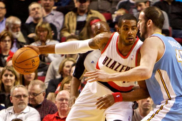 After Filling Up on Stats Against Bobcats, Blazers Turn Sights to Road