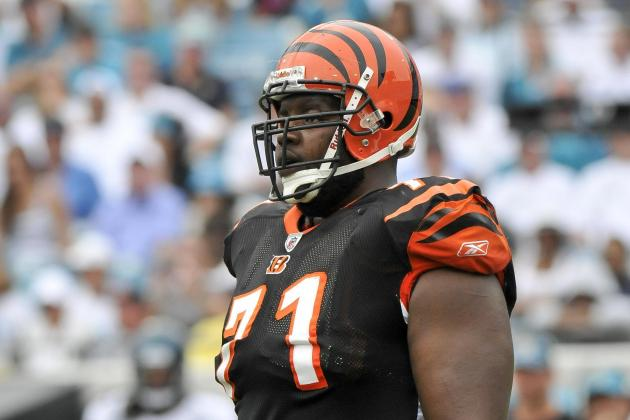 Report: NFL Teams Scared of Paying Cincinnati Bengals RT Andre Smith