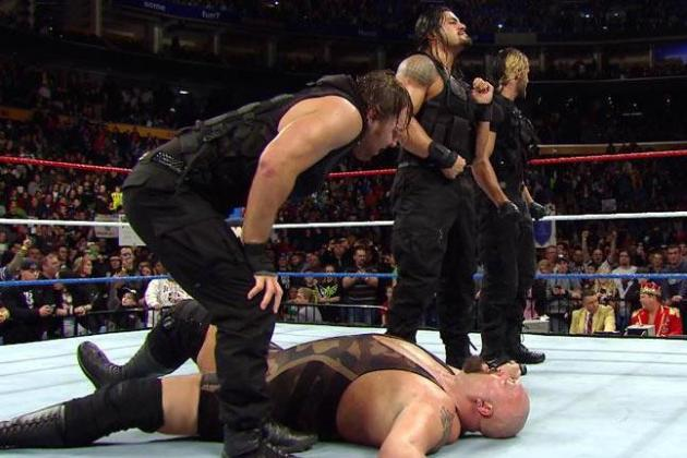 Shield Set Up WrestleMania Match by Attacking Top Star After Raw