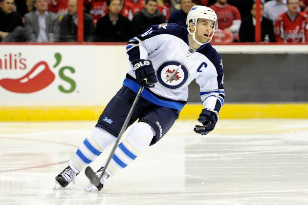 Winnipeg Jets: Andrew Ladd Must Continue to Lead by Example